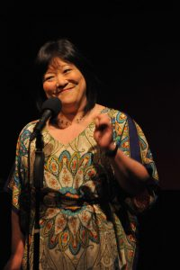 Pictured: Ann Harada (photo by Rebecca Woodman Taylor).