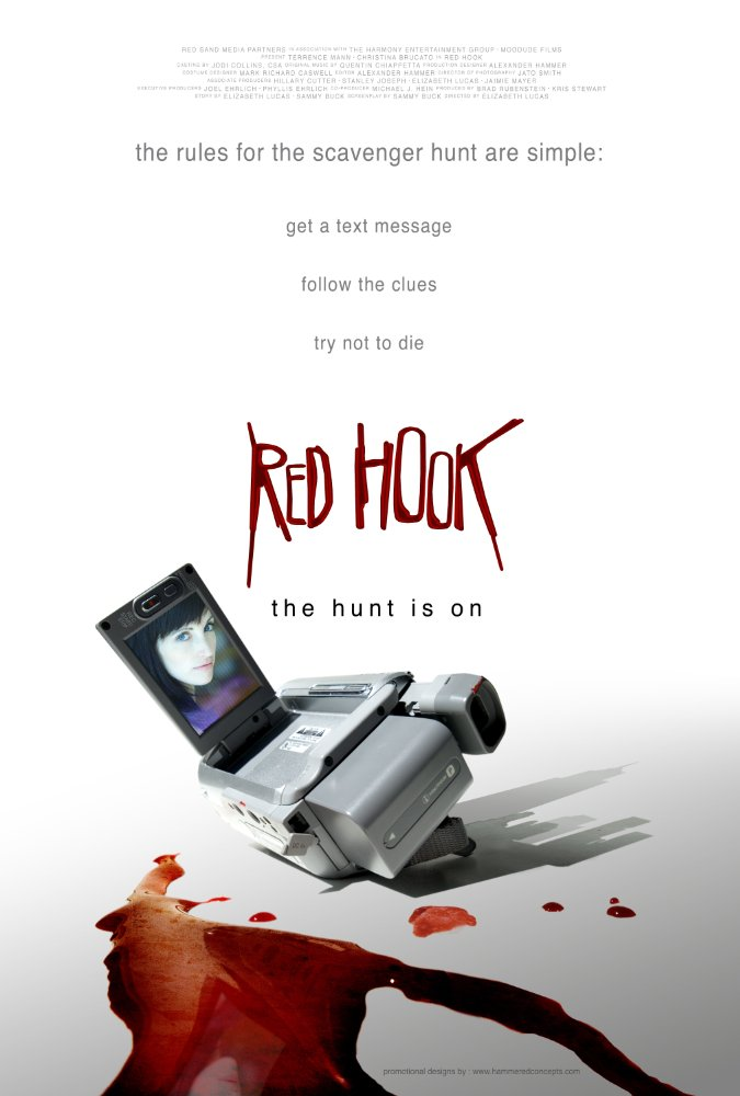 Red Hook one sheet
